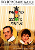 The Prisoner of Second Avenue (DVD