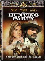 The Hunting Party (1971 DVD)