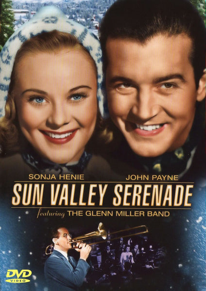 Sun Valley Serenade (1941) DVD