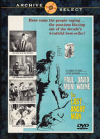 The Last Angry Man (1959) DVD