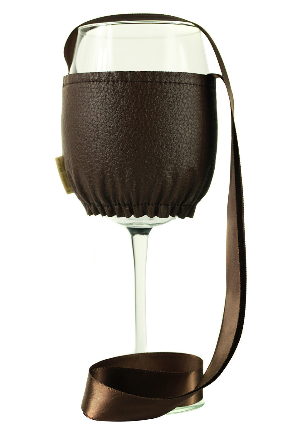 Espresso Collection Wine Necklace Holder Large