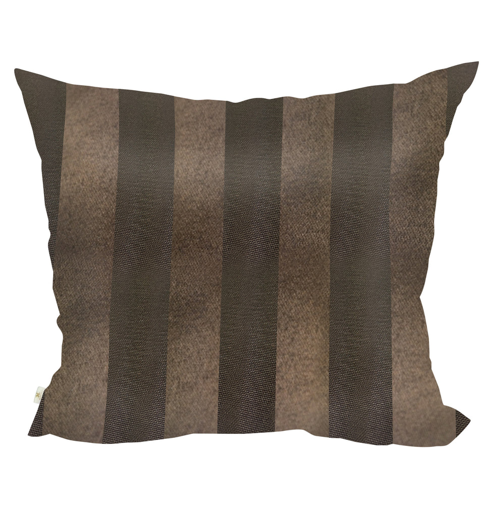 Yon Decorative Pillow Covers Collection Brown, Square Set of 2. - FashionHomeGift