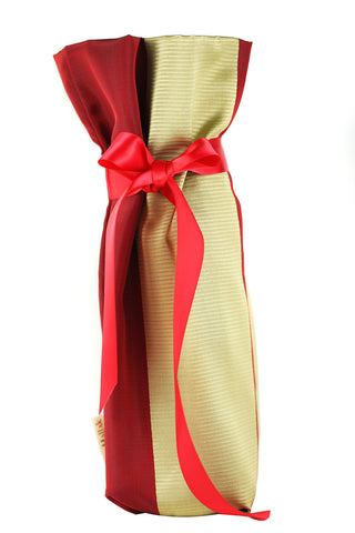 SEXY Collection Wine/ Champagne Fabric Gift Bag  One Size
