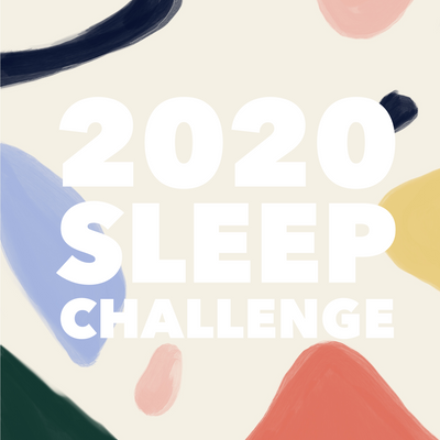 Join our 2020 Sleep Challenge