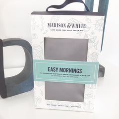 Easy Mornings: Charcoal Grey