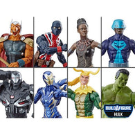 Avengers: Endgame (Marvel Legends) Wave 2 - 8 Figures (Hulk BAF)
