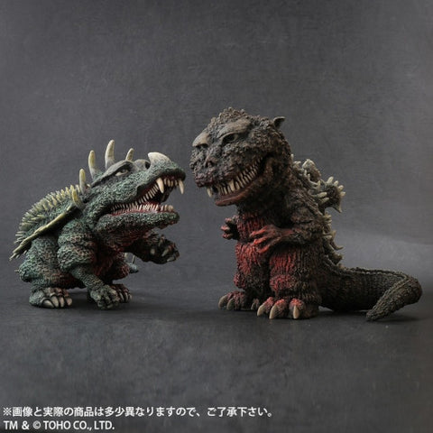 Godzilla & Anguirus 1955 set (Deforeal series) - Ric-Boy Exclusive