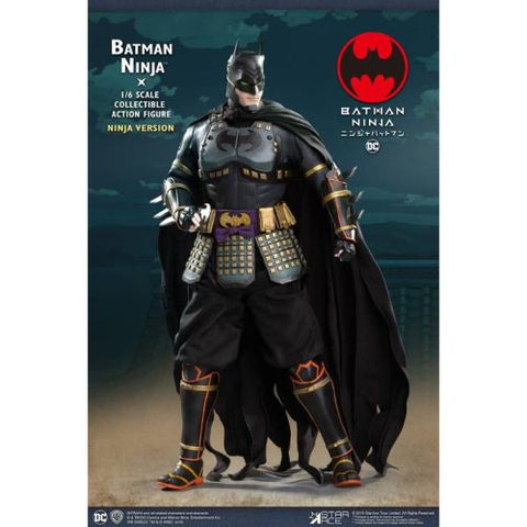 Ninja Batman (1/6 Scale) - Ninja Version