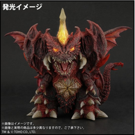 Destroyah (Deforeal series) - Ric-Boy Light-up Exclusive