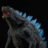 Godzilla 2014  (12-inch series) - Blue Dorsal Fins - with Muto Head