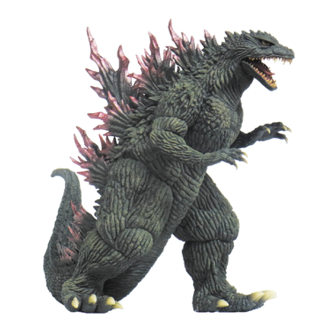Godzilla 1999 (12-inch series) - Version 2
