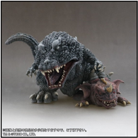 Godzilla 2001 (Deforeal Series) - Ric-Boy Exclusive