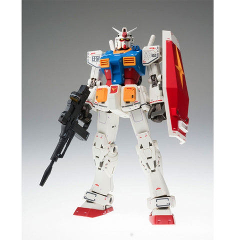 MS Gundam: RX-78-02 Gundam 40th Anniversary Ver GFFMC Action Figure by Bandai Tamashii Nations