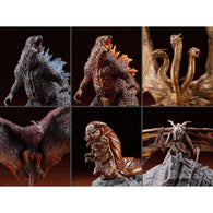 Godzilla: King of of the Monsters, (Art Spirits) - 6-Figure Set