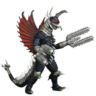 Gigan 2004  (12-inch series) - Mecha