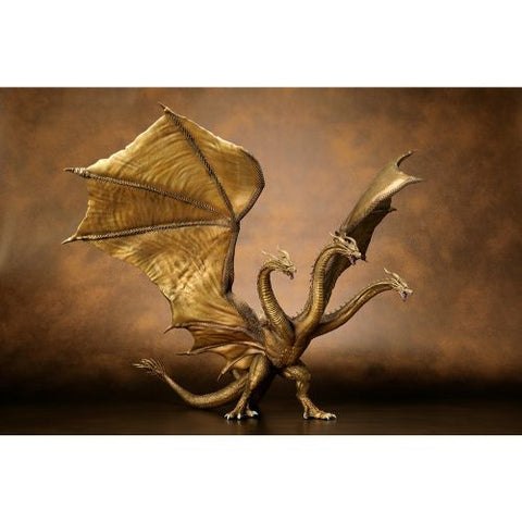 Ghidorah 2019 Figure (Super Gekizo, Art Spirits)