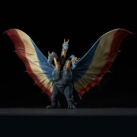 King Ghidorah 1964 (Large Monster Series) - Ric-Boy Exclusive
