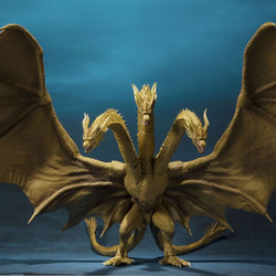 King Ghidorah 2019 (Bandai S.H.MonsterArts, 2nd)