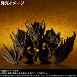 King Ghidorah 2019 (Deforeal series) - RIC-Boy Light-up Exclusive