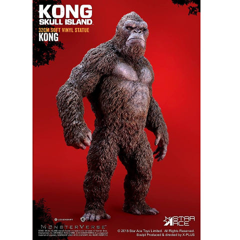 Kong - Skull Island  (32cm, 12-inch series, Star Ace Toys) - Regular Version