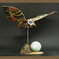 Mothra 1964  (10-inch series, Large Monster Series) - Imago Form