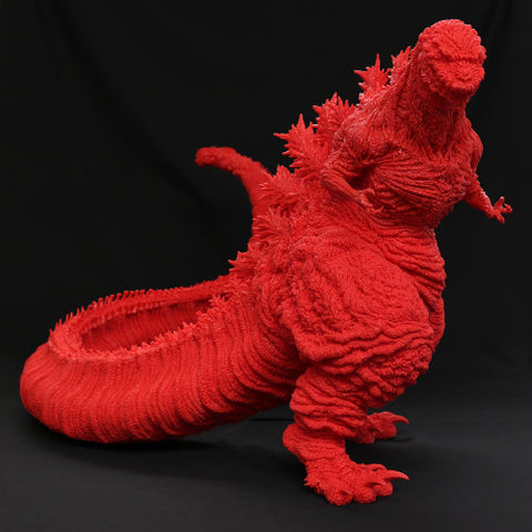 Shin Godzilla, 4th Form - Red (Gigantic) - Exclusive