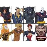 X-Men (Marvel Legends) Wave 5 - Set of 7 Figures (Sugar Man BAF)