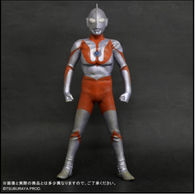 Ultraman C, Steel Color Version (Gigantic Series) - Ric-Boy Light-Up Exclusive
