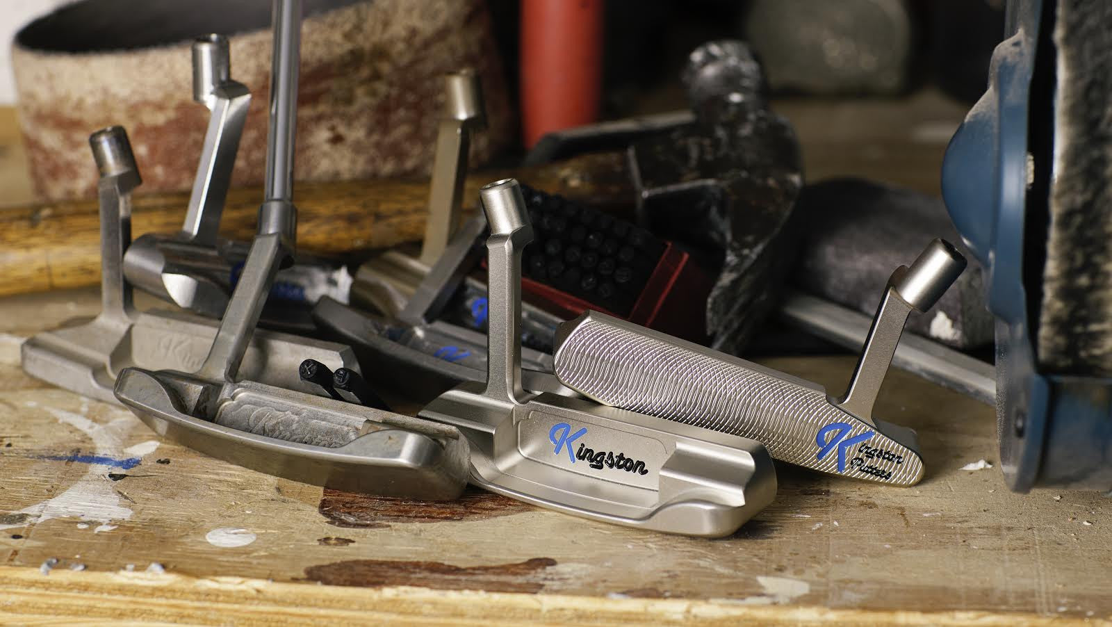 Putter Materials: What's the Difference? Guest Blog!