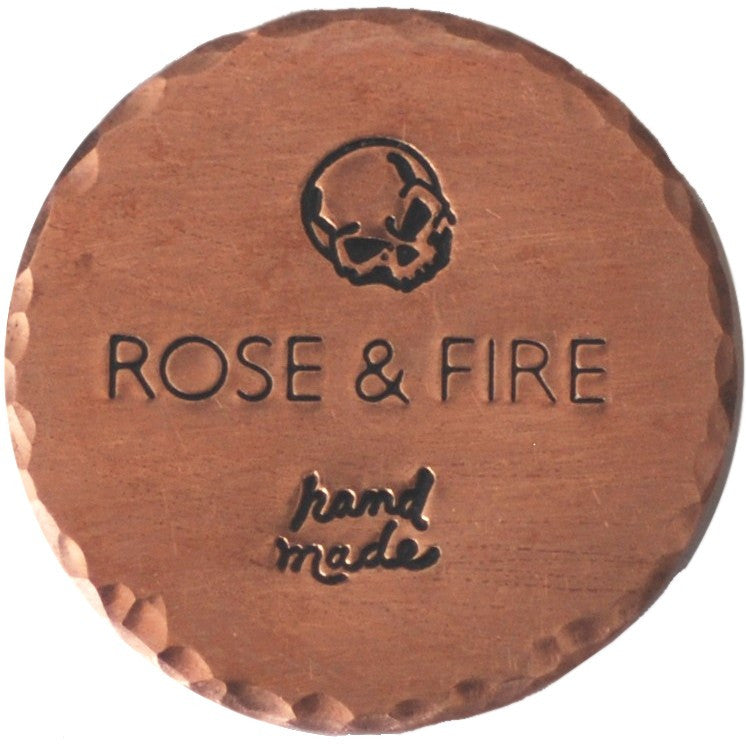 MannKrafted X Rose & Fire Behind the Scenes Handmade Golf Ball Markers!
