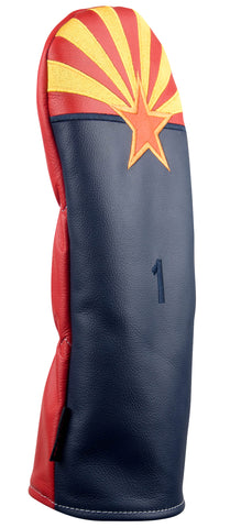"""Arizona"" Premium USA Leather Headcovers (PRE-ORDER)"