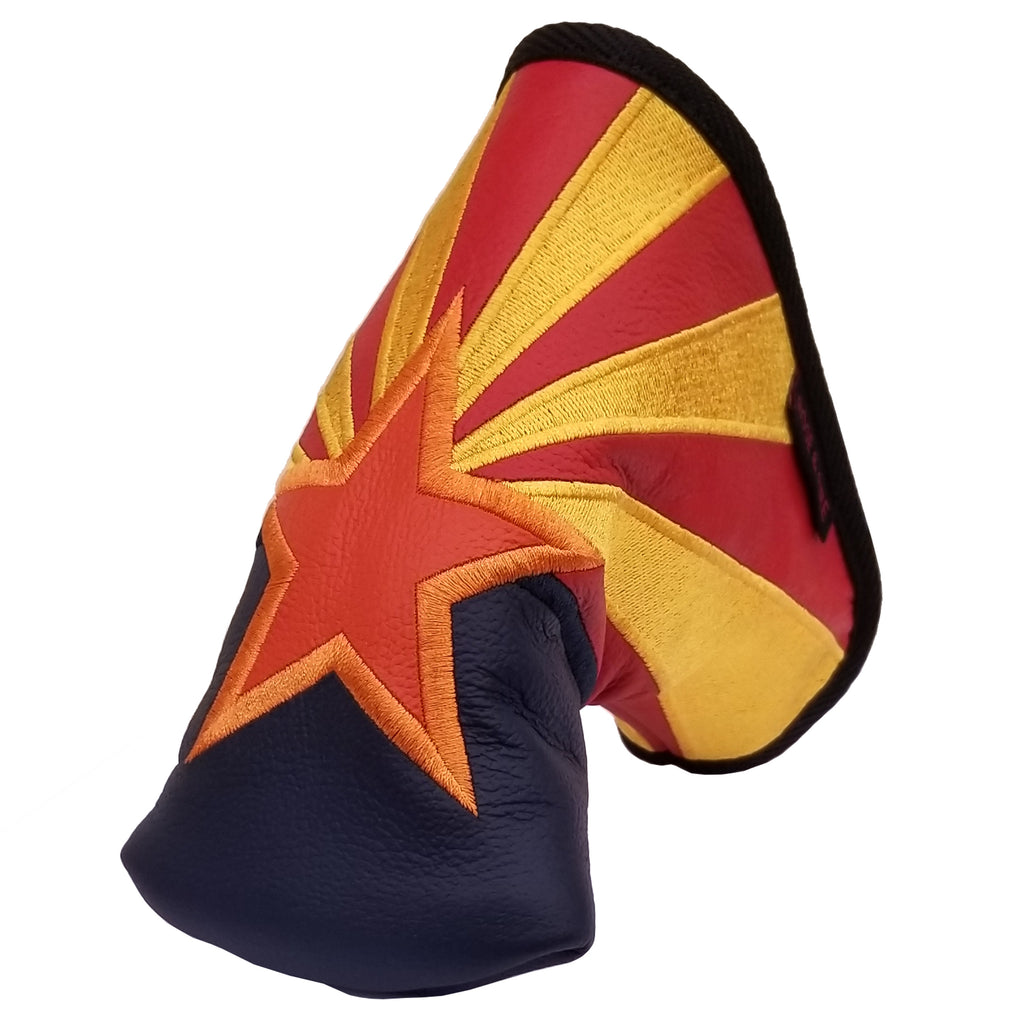 """Arizona"" Premium USA Leather Standard Putter Cover(PRE -ORDER)"