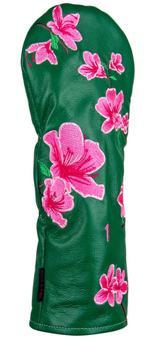 """Augusta Azaleas"" LIMITED EDITION Premium Leather Headcovers (PRE-ORDER)"