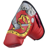 """Bedford Flag"" Patriotic LIMITED EDITION Premium Genuine Leather Headcovers (PRE-ORDER)"