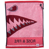 Bomber/Warhawk Golf Towel