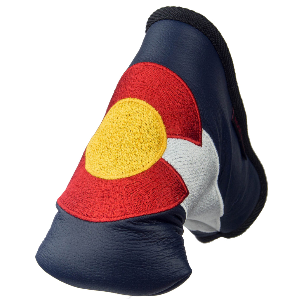 """Colorado"" Premium USA Leather Standard Putter Cover(PRE -ORDER)"