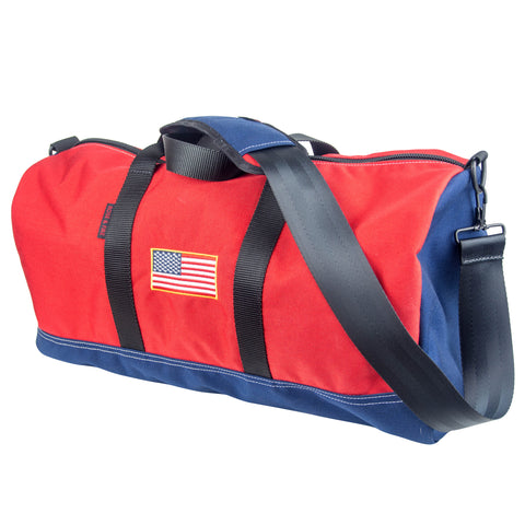 """USA"" Cordura Nylon Canvas Duffel Bag (PRE-ORDER)"