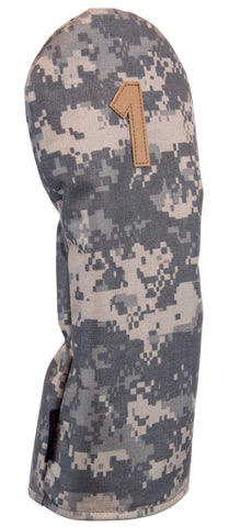 Digital Camouflage ACUPAT (MIL-SPEC) Headcovers