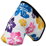 """Hibiscus"" Premium Leather Headcovers (PRE-ORDER)"