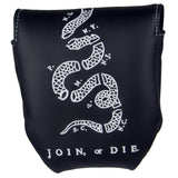 """Unity"" Join, or Die Premium Leather Headcovers (LIMITED EDITION PRE-ORDER)"