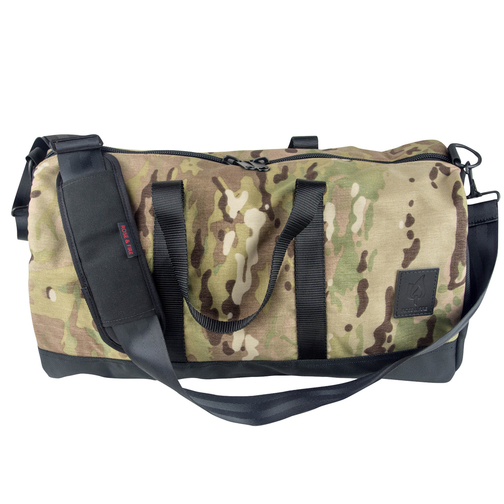 MultiCam Nylon Canvas Duffel Bag (PRE ORDER)