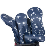 """South Carolina"" Palmetto Premium USA Leather Headcovers (PRE ORDER)"