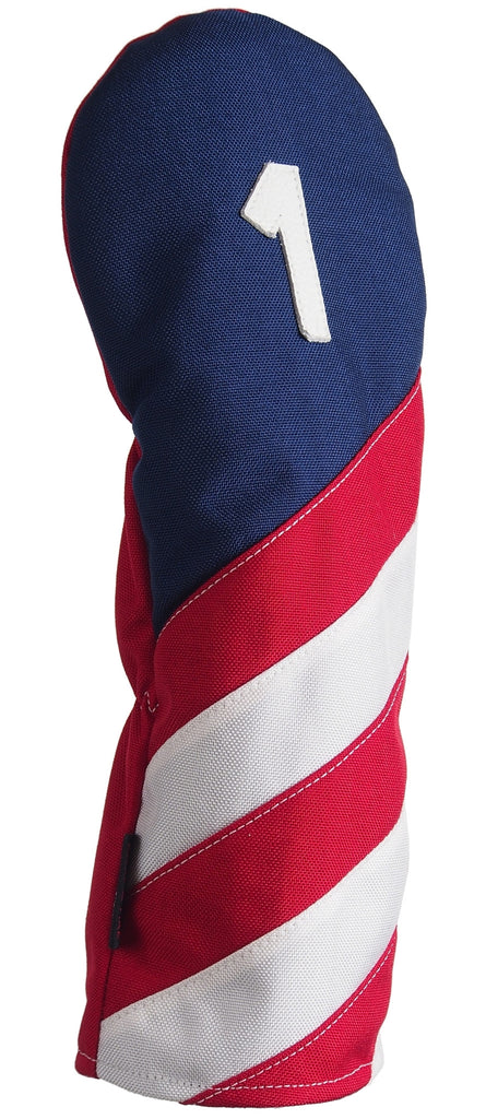 "Red, White, and Blue ""Freedom"" USA Headcovers(PRE ORDER)"