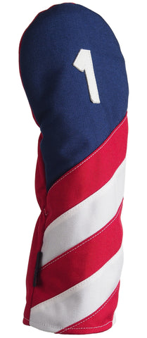 "Red, White, and Blue ""Freedom"" USA Headcovers"
