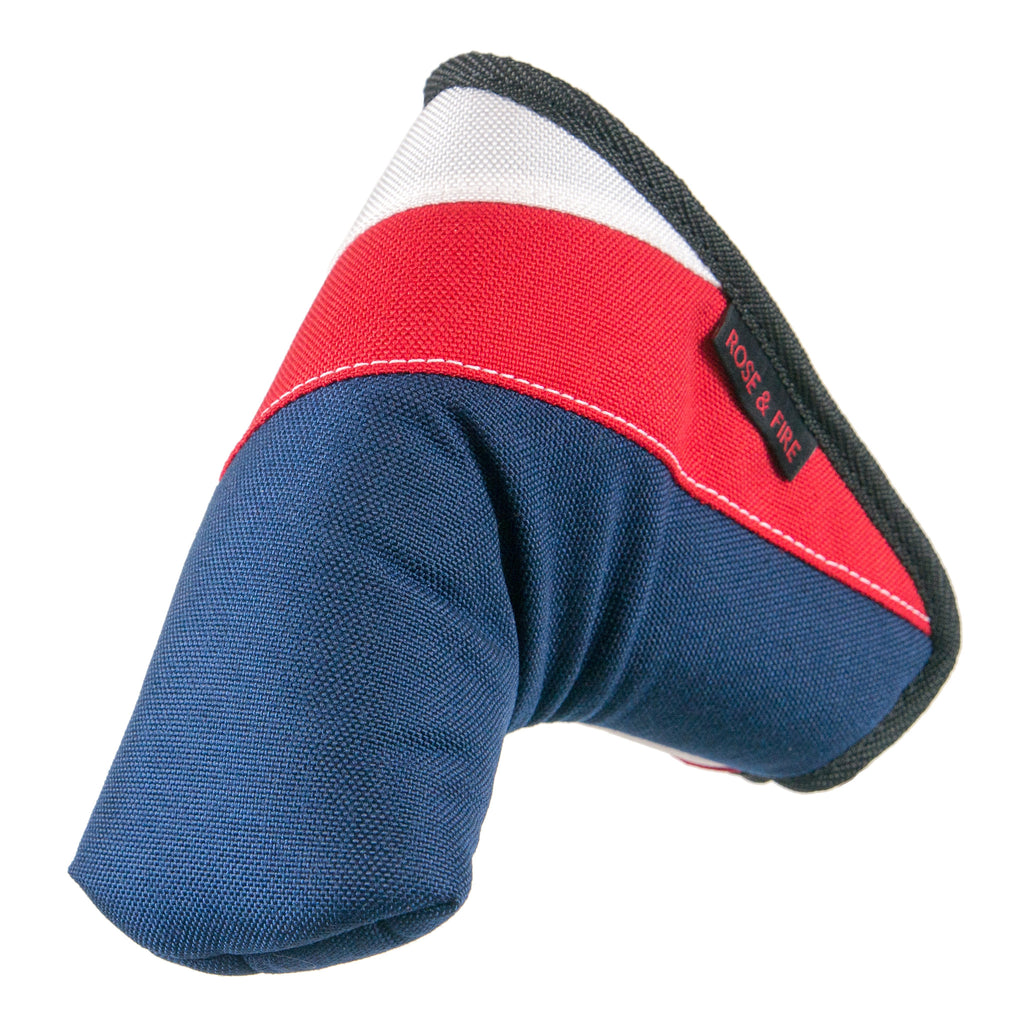 "Red, White, and Blue ""Freedom"" USA Standard Putter Cover"
