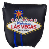"""Viva Las Vegas"" Premium USA Leather Headcovers (PRE ORDER)"