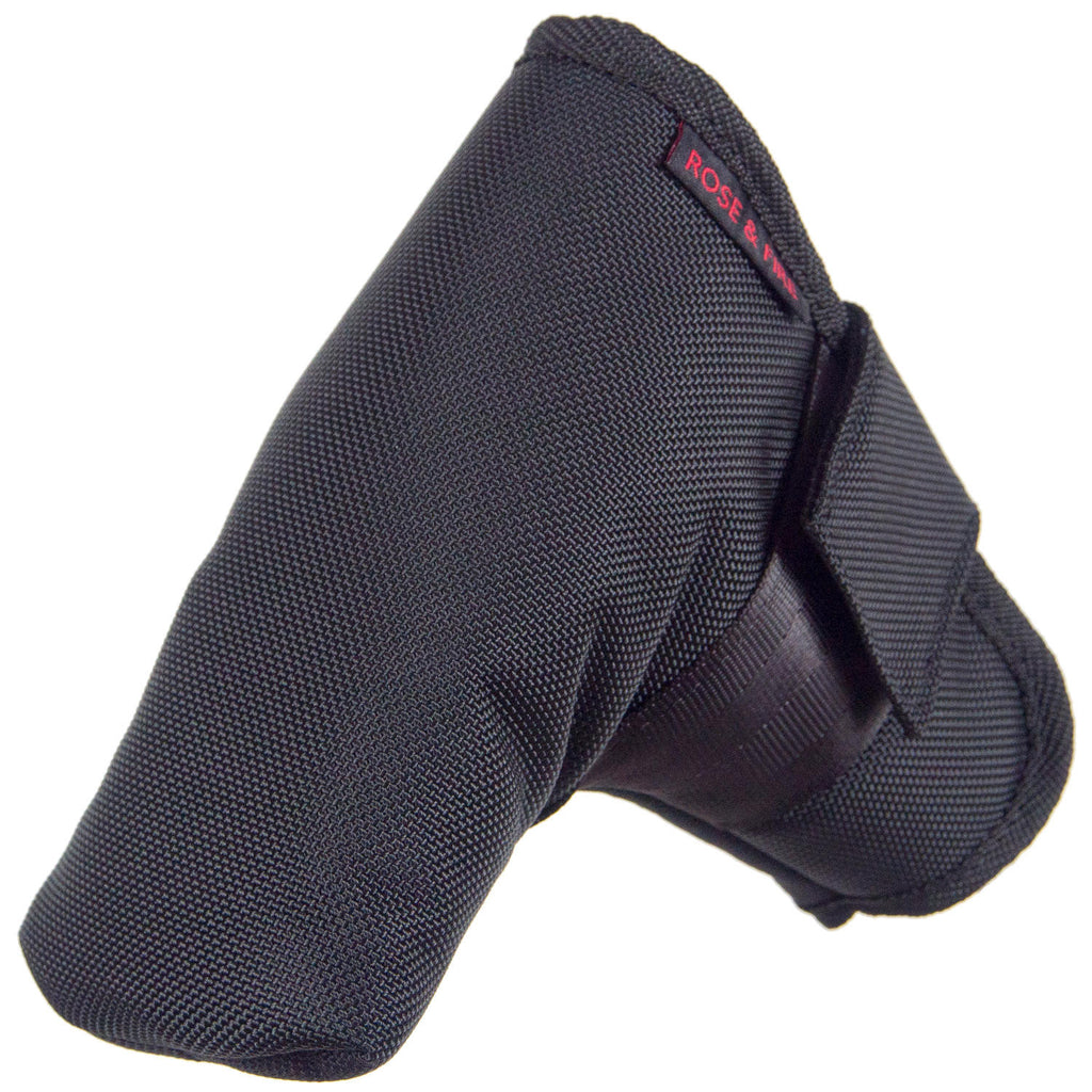 Magnetic Putter Cover in Ballistic Nylon