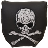 """Skull"" Premium USA Leather Headcovers (PRE-ORDER)"