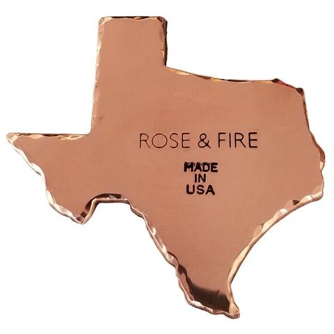 """Texas"" 2 inch Copper Ball Marker (PRE ORDER)"