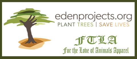 FTLA Apparel Partners with Eden Reforestation Projects